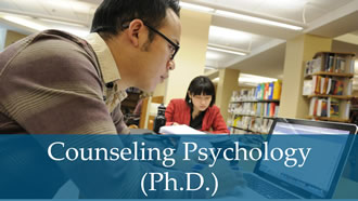 Counseling Psychology Ph.D.