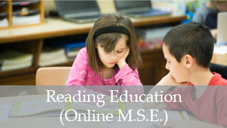 Literacy Education (MSE)