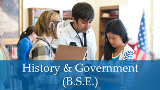 Secondary History & Government