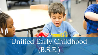 Unified Early Childhood